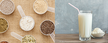 quality dairy and plant-based agglomeration