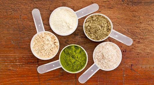 Dairy / Whey powders